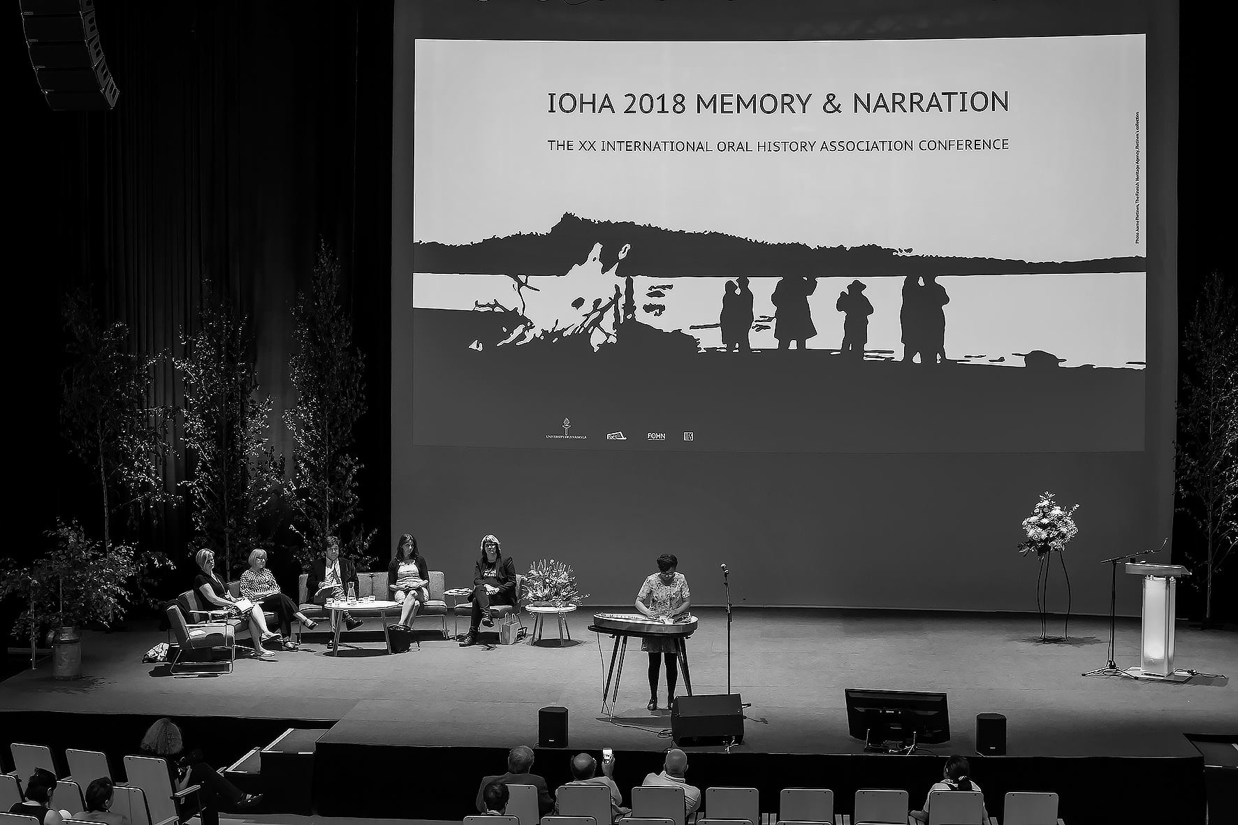 International Oral History Association in Finland June 2018: Memory and  Narration